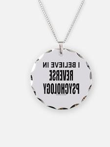 REVERSE PSYCHOLOGY Necklace