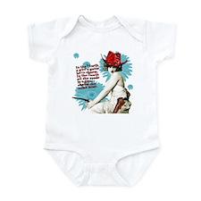 Divas D'Este Wild West Charm Infant Bodysuit