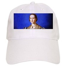 Bronzino - Eleonora di Toledo Baseball Cap