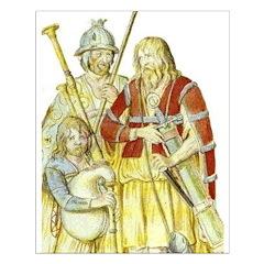 16th Century Warriors Poster