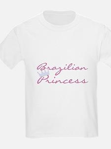 Brazilian Princess Kids T-Shirt