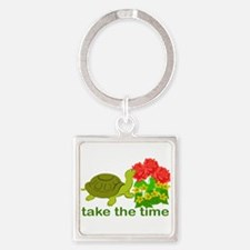 Take the Time Keychains