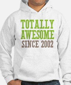 Totally Awesome Since 2002 Hoodie
