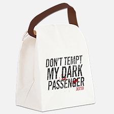Dark Passenger Canvas Lunch Bag