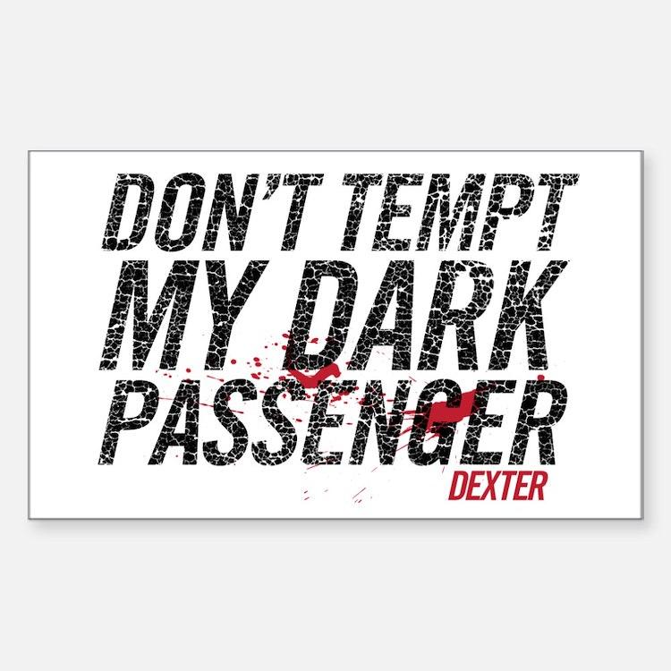 Dark Passenger Sticker (Rectangle)