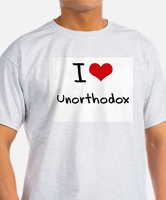 I love Unorthodox T-Shirt