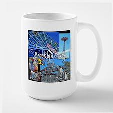 Coney Island Bklyn Baby Mugs