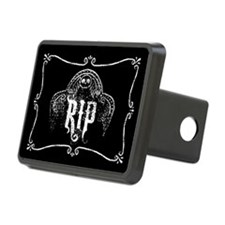 Halloween Tombstone RIP Hitch Cover