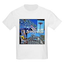 brooklyn kid coney island style dard T-Shirt