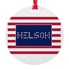 NELSON Ornament