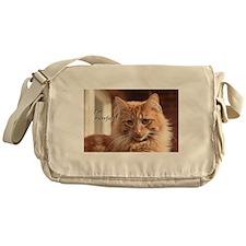 Cat - I'm purrfect! Messenger Bag