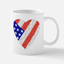 American Heart 11oz. Mug