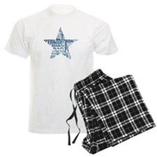 Running Star Pajamas
