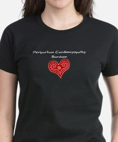 reverse strong heart.PNG T-Shirt