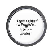 Official Author Wall Clock