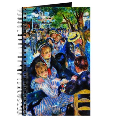 Renoir: Dance at Moulin d.l. Galette Journal
