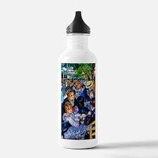 Renoir: Dance at Moulin d.l. Galette Sports Water Bottle