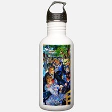 Renoir: Dance at Moulin d.l. Galette Water Bottle