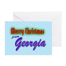 Georgia Christmas Cards (Pk of 10)