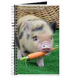 Carrots Journals & Spiral Notebooks