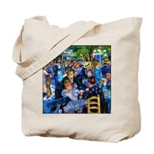 Renoir: Dance at Moulin d.l. Galette Tote Bag