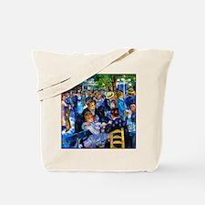Renoir: Dance at Moulin d.l. Galette Tote Bag