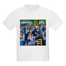 Renoir: Dance at Moulin d.l. Galette T-Shirt