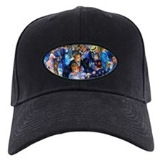 Renoir: Dance at Moulin d.l. Galette Baseball Hat