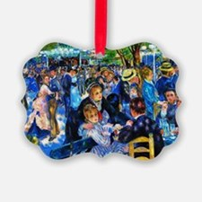 Renoir: Dance at Moulin d.l. Galette Ornament
