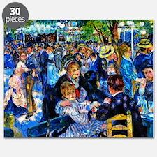 Renoir: Dance at Moulin d.l. Galette Puzzle