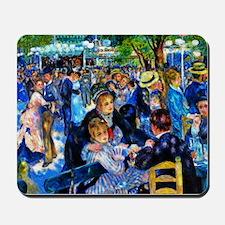 Renoir: Dance at Moulin d.l. Galette Mousepad