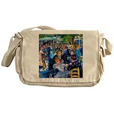Renoir: Dance at Moulin d.l. Galette Messenger Bag