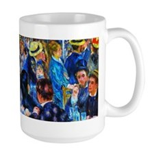 Renoir: Dance at Moulin d.l. Galette Mug