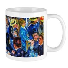 Renoir: Dance at Moulin d.l. Galette Small Small Mug