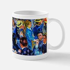 Renoir: Dance at Moulin d.l. Galette Small Small Mug