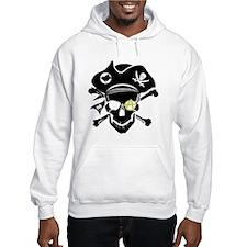 Black Captain Hoodie