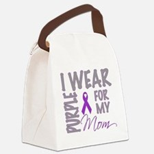 WearForMom.png Canvas Lunch Bag