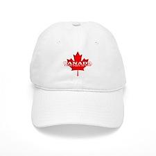 Canada (Sea to Sea) Baseball Baseball Baseball Cap