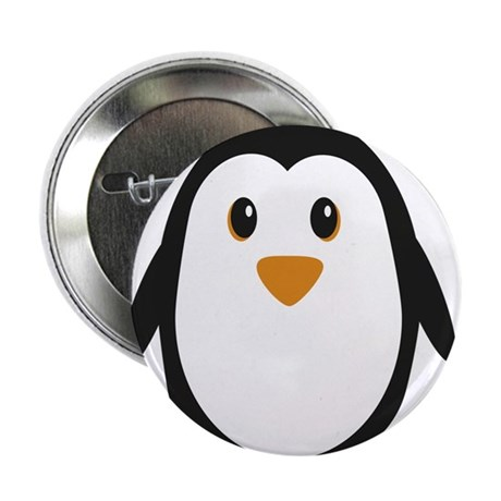 "Penguin 2.25"" Button"