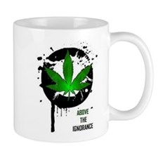 Above the ignorance Mug