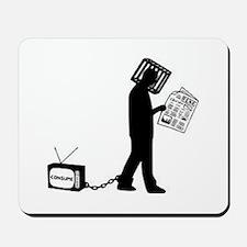 Anti-media Mousepad