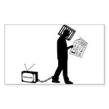 Anti-media Decal