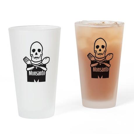 Monsanto Drinking Glass