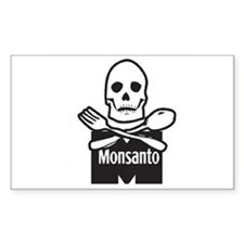Monsanto Decal
