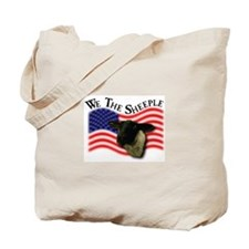 We the Sheeple Tote Bag