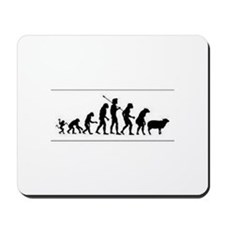 Sheeple Mousepad