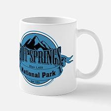 hot springs 4 Small Mug