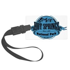 hot springs 2 Luggage Tag