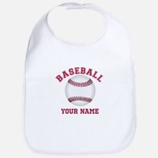 Personalized Name Baseball Bib