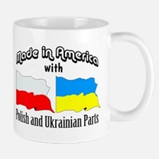 Polish-Ukrainian Mug